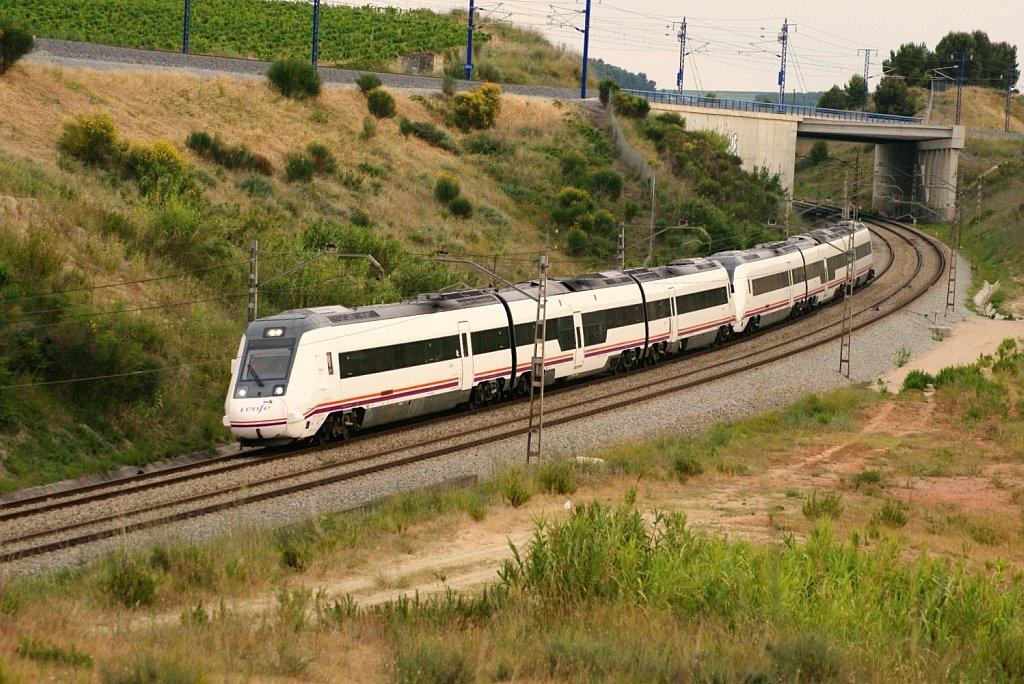 La nueva Ley del Sector Ferroviario trae cambios importantes con respecto a la anterior. Foto: Eldelinux.