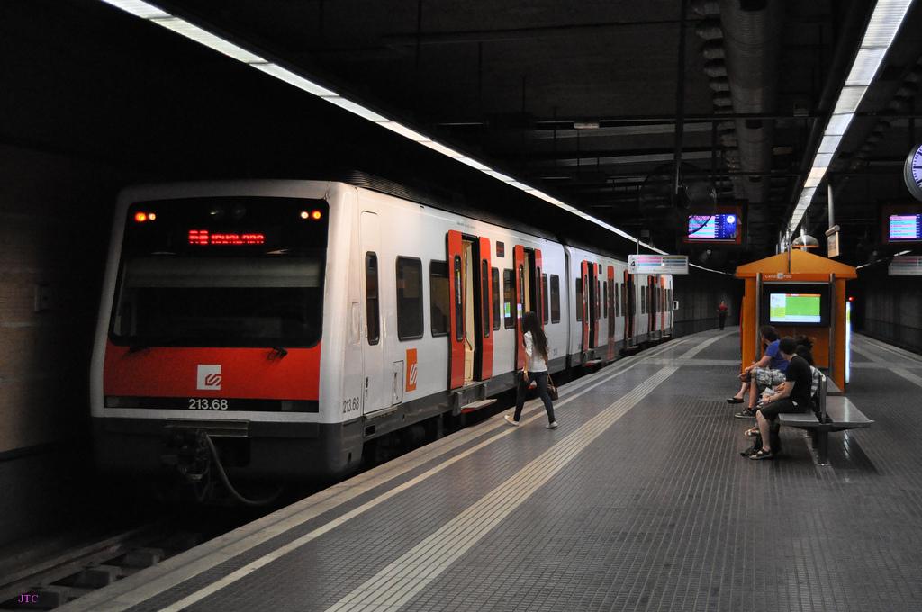 FGC consiguió muy buenos datos en 2014, sobre todo en sus trenes turísticos. Foto: JT curses.