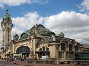 La estación de Limoges Bénédictins es una de las más bonitas de Europa. Foto: Marko.