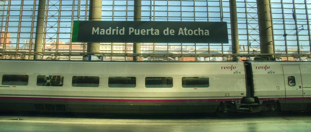 Adjudicadas, en segunda convocatoria, las obras para la construcción del nuevo vestíbulo de Atocha. Foto: Cocoabiscuit.