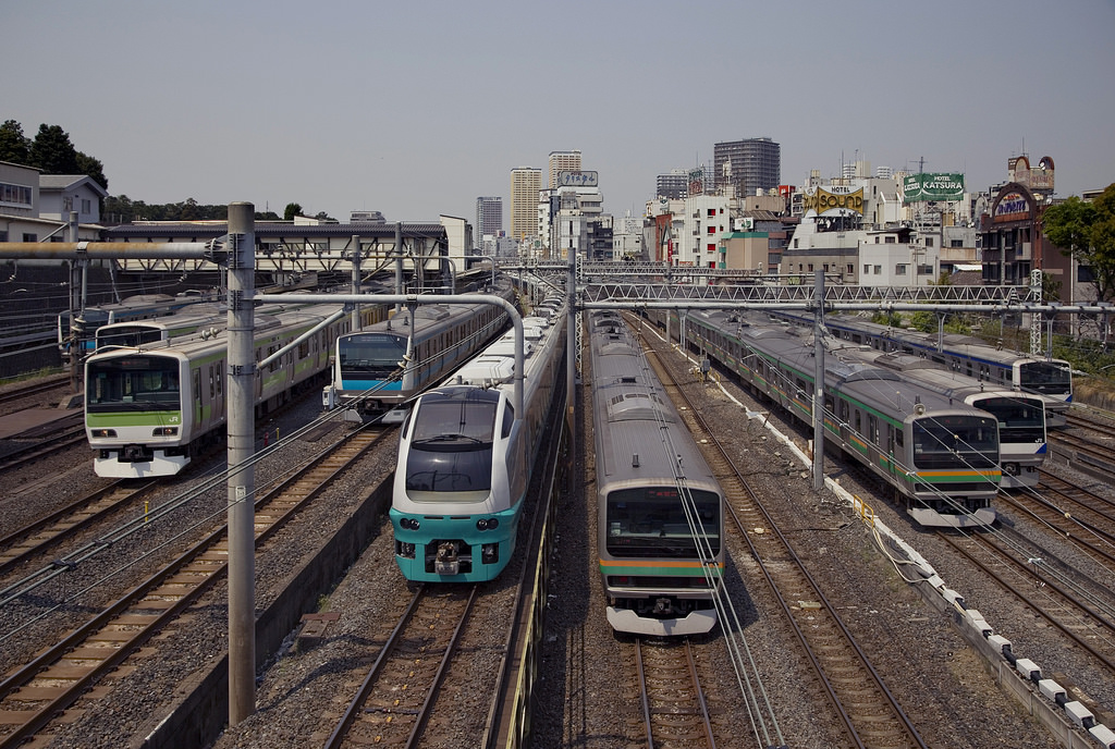 JR East planea hacer una inversión aún mayor en trenes a través de varias licitaciones independientes. Foto: tokyoform.