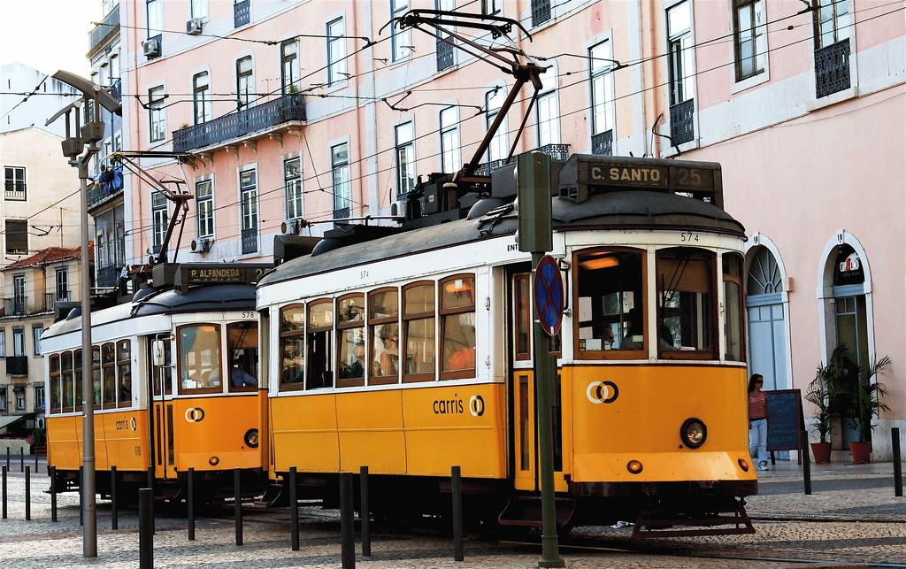 Avanza gana la gestión de Metro de Lisboa y Carris. Foto: Pedro Ribeiro Simoes.