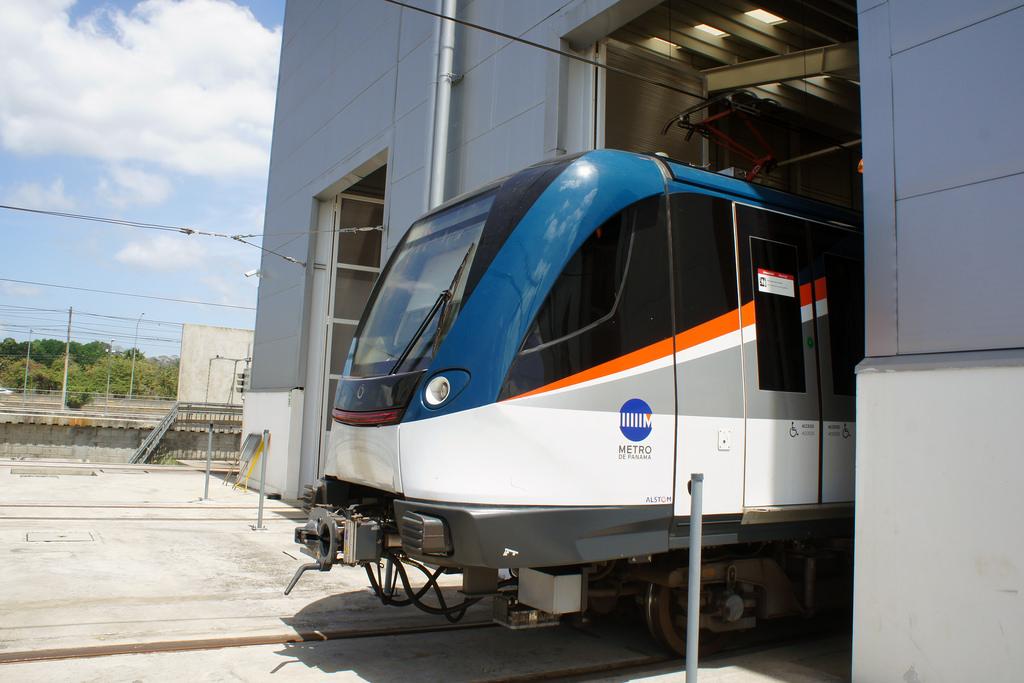 La auditoría al metro de Panamá podría estar vinculada a la investigación a Oderbrecht, y podría afectar a la española FCC. Foto: mariordo59.