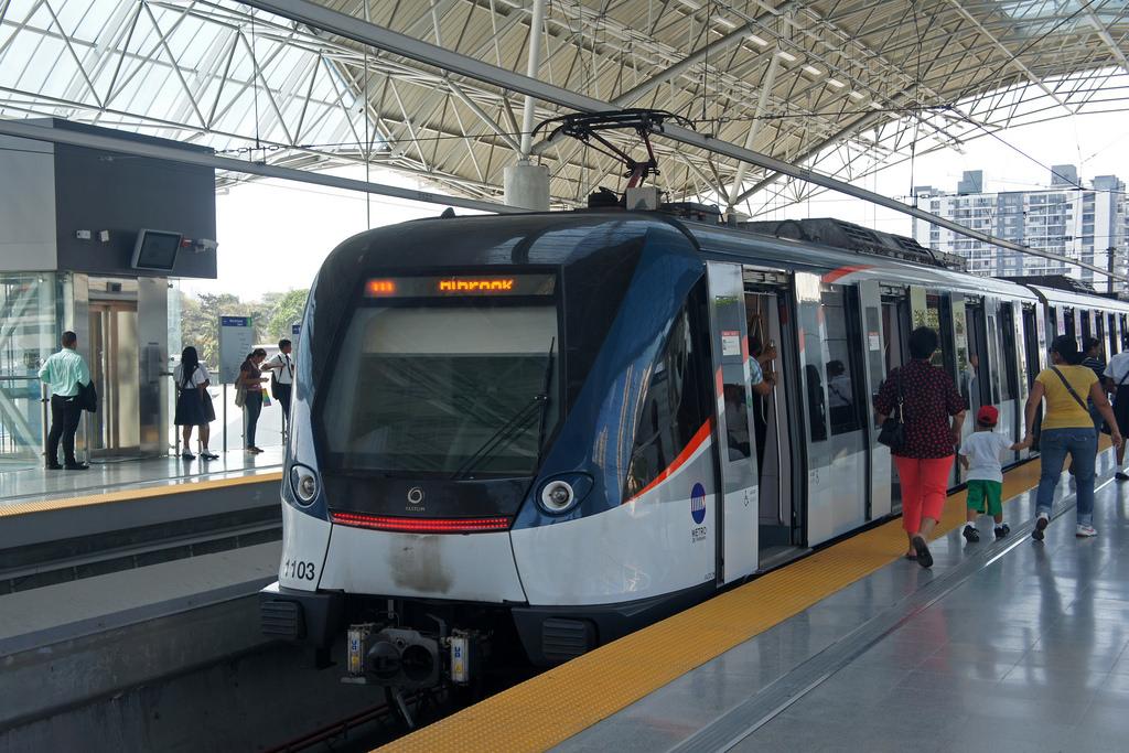 Parece definitivo que el consorcio de FCC construya la línea 2 del metro de Panamá. Foto: mariordo59.