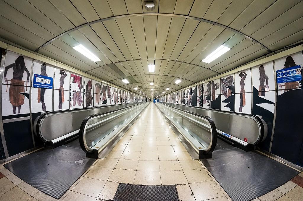 Las propuestas de la CEIM afectarían a EMT, Metro de Madrid y el núcleo de Cercanías de la capital. Foto: r2hox.