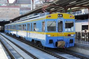 La 096M/152C dejará de ser la única unidad de la serie 440 original en orden de marcha gracias a la preservación de la 078M/501C.