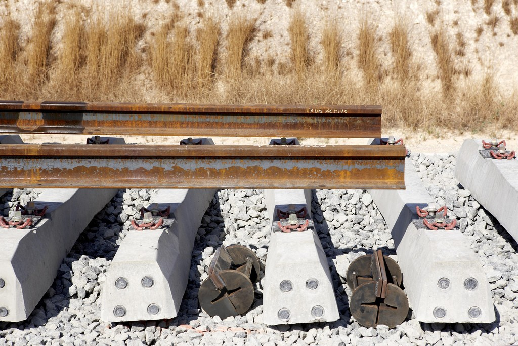 La nueva Ley del Sector Ferroviario se modificará parcialmente. Foto: Ministerio de Fomento.