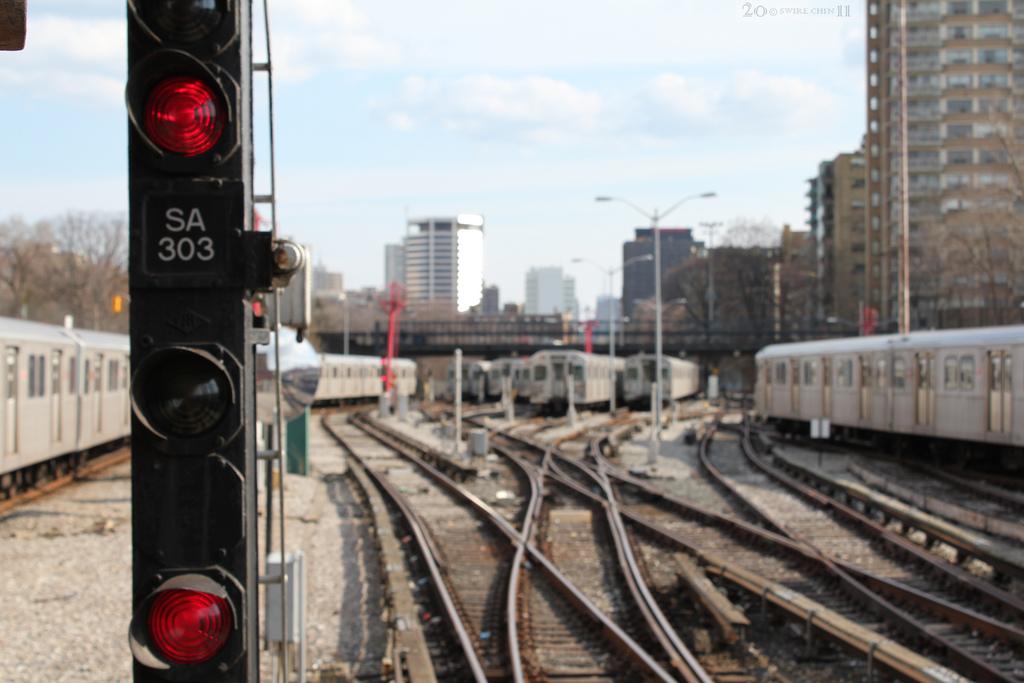 Dos filiales de ACS ganan en consorcio la construcción de la nueva línea de metro ligero de Toronto. Foto: Canadian Pacific.