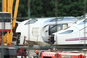 Se cumplen dos años del accidente del accidente del Alvia en Angrois, uno de los más graves de nuestro país. Foto: contando Estrelas.