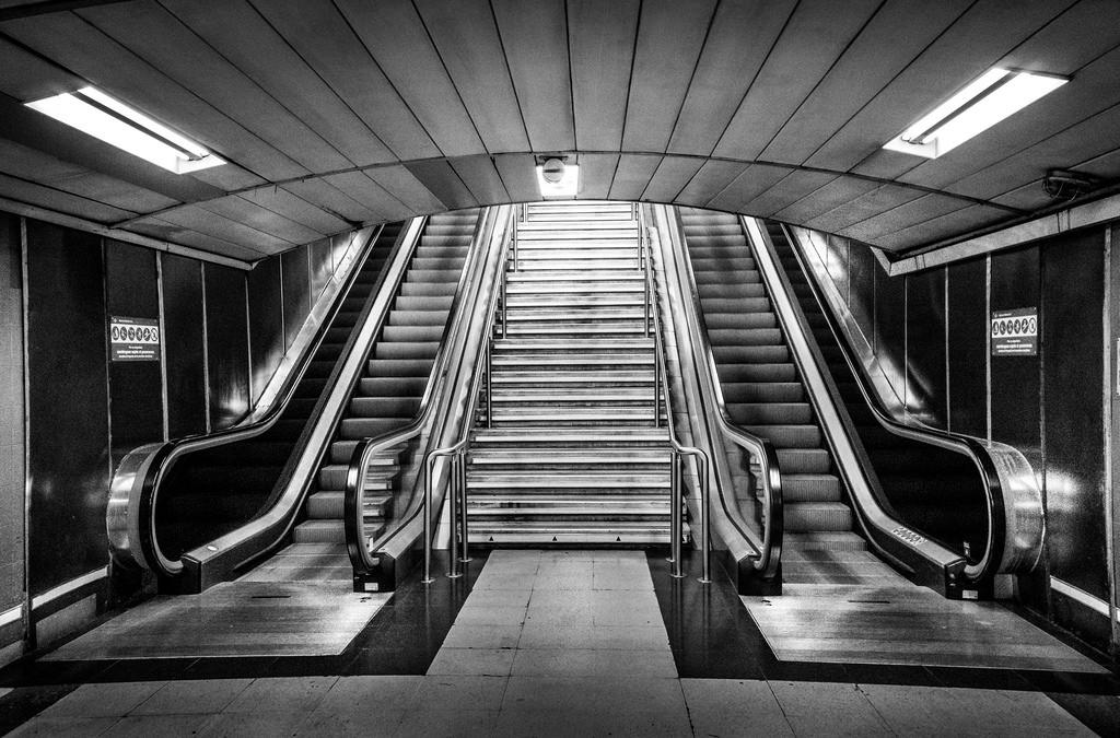CC.OO. denuncia la situación de las estaciones de Metro de Madrid este mes, cuando muchas han quedado puntualmente sin personal. Foto: Jacopo.