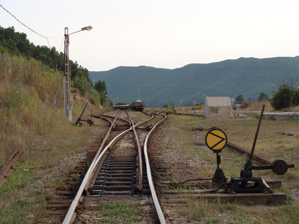 El Reglamento de Circulación Ferroviaria aglutina la normativa referente a las tres redes españolas. Foto: eldelinux.