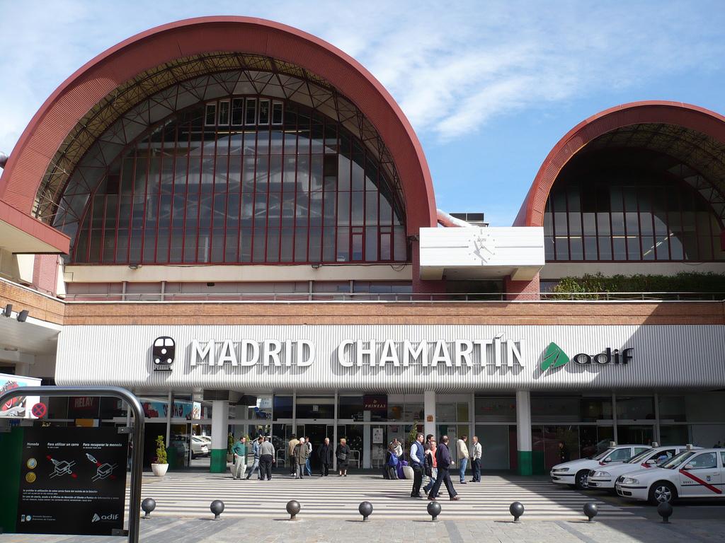 Desde esta misma semana, la estación de Chamartín cuenta con un Centro de Servicios de Renfe. Foto: César Caracuel.