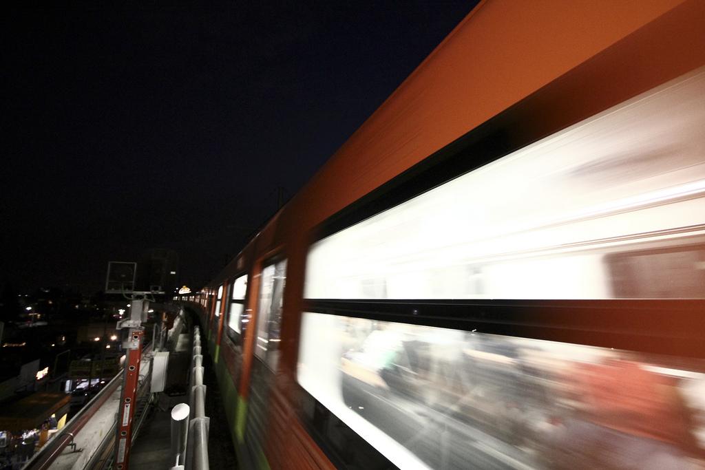 La extensión de la línea 12 del metro de Ciudad de México incluye la creación de tres nuevas estaciones. Foto: Alejandro Mejía Greene.