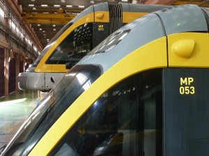 El Gobierno portugués espera anunciar el nuevo gestor de STCP y Metro de Oporto antes de final de año. Foto: Edgar Jiménez.