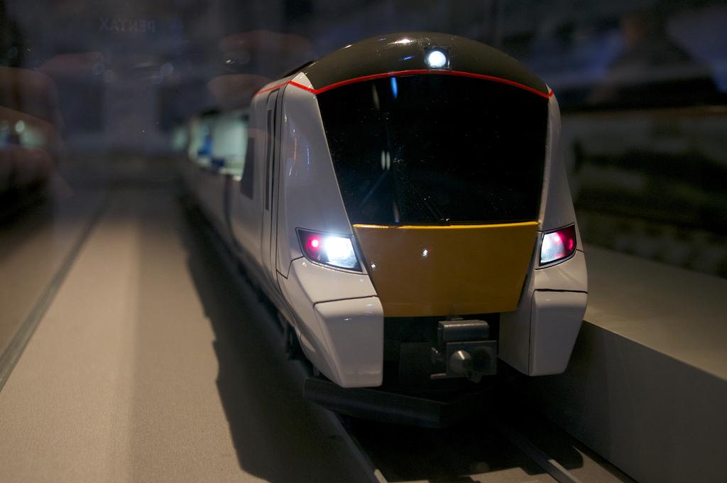 Los Siemens Desiro City Clase 700 están llamados a ser el futuro de la red ferroviaria británica Thameslink. Foto: Joshua Brown.