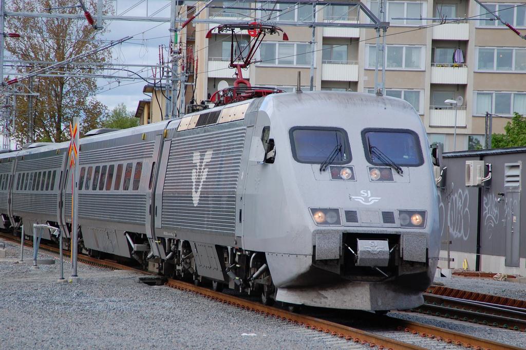 Los X2000 de SJ volverán a circular entre Estocolmo y Oslo. Foto: Andriy Baranskyy.