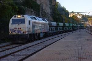 Las huelgas de maquinistas de Renfe afectarán a los servicios de viajeros y mercancías. Foto: eldelinux.