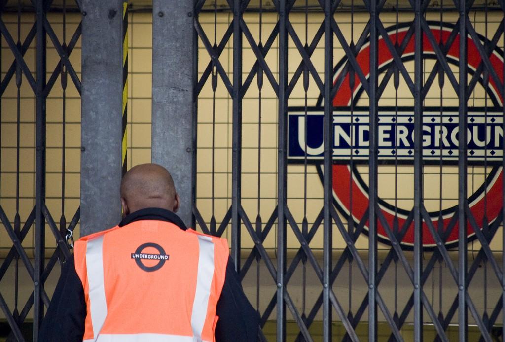 De nuevo una huelga en el metro de Londres vuelve a traer el caos a la ciudad. Foto: CGP Grey.