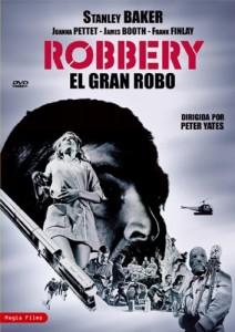 El gran robo, de Peter Yates. Foto: Amazon.