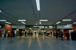9 países europeos acuerdan aumentar las medidas de seguridad en los trenes, especialmente en los transfronterizos. Foto: Jesús Pérez Pacheco.