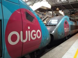 SNCF expande la red de destinos de su operadora de alta velocidad low-cost OuiGo. Foto: Jean-Louis Zimmermann.