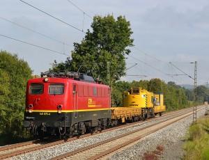EBM. la empresa adquirida por Rail Cargo Austria, será rebautizada. Foto: Johannes Martin Conrad.