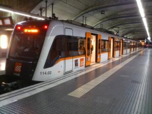 FGC ha mandado a Alstom revisar todas las unidades de la serie 114 del pedido. Foto: Rails sense fronteres.