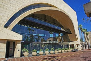 La popular Union Station de Los Angeles podría ser la cabecera del nuevo TAV a Las Vegas. Foto: Roger.