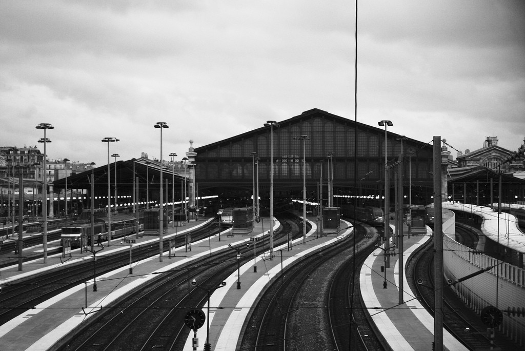 El Cuarto Paquete Ferroviario es el conjunto de medidas europeas centradas en la liberalización del ferrocarril comunitario. Foto: Júbilo haku.