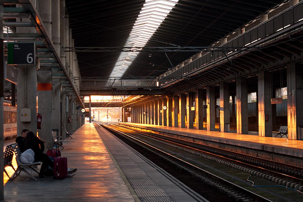 Una nueva huelga ferroviaria evidencia la situación tensa entre Renfe, Adif y los sindicatos. Foto: Etringita.