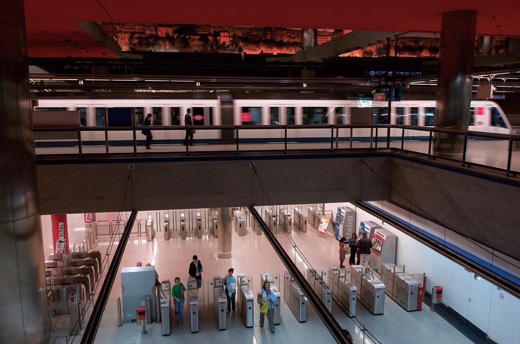 Convocada una jornada de huelga en Metro de Madrid para el día 22 con paros parciales como protesta por la situación actual de la red. Foto: PromoMadrid.