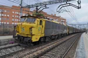 Locomotora de la serie 251 por San Cristobal Industrial. Foto: JT Curses.