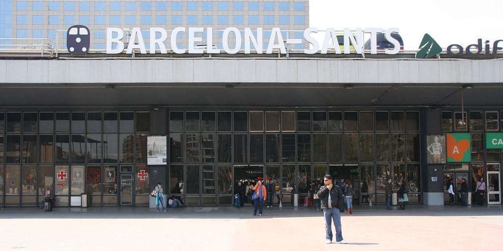 Street View de Google ya permite ver el interior de las estaciones de Sants, Chamartín y Atocha. Foto: Francisco Javier Tolado Ravelo.