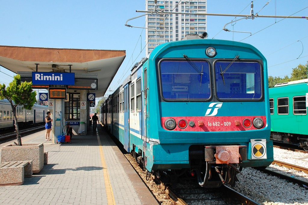 El futuro de la red ferroviaria italiana depende directamente de cómo se realice la venta de Ferrovie dello Stato. Foto: BAHNPORTonline.