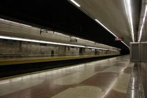 Los trabajadores de Metro de Madrid decidirán hoy si celebrar o no las huelgas de esta semana. Foto: David.