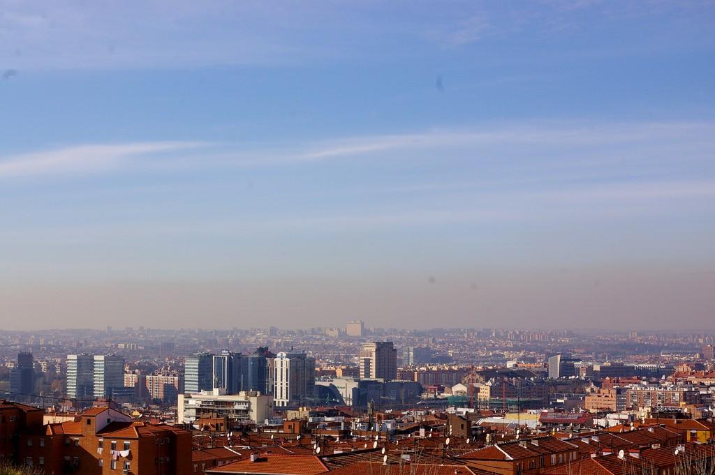 Si se reactiva el Protocolo de contaminación del Ayuntamiento, Metro de Madrid reforzará su servicio para disuadir del uso del automóvil privado. Foto: Gaelx.