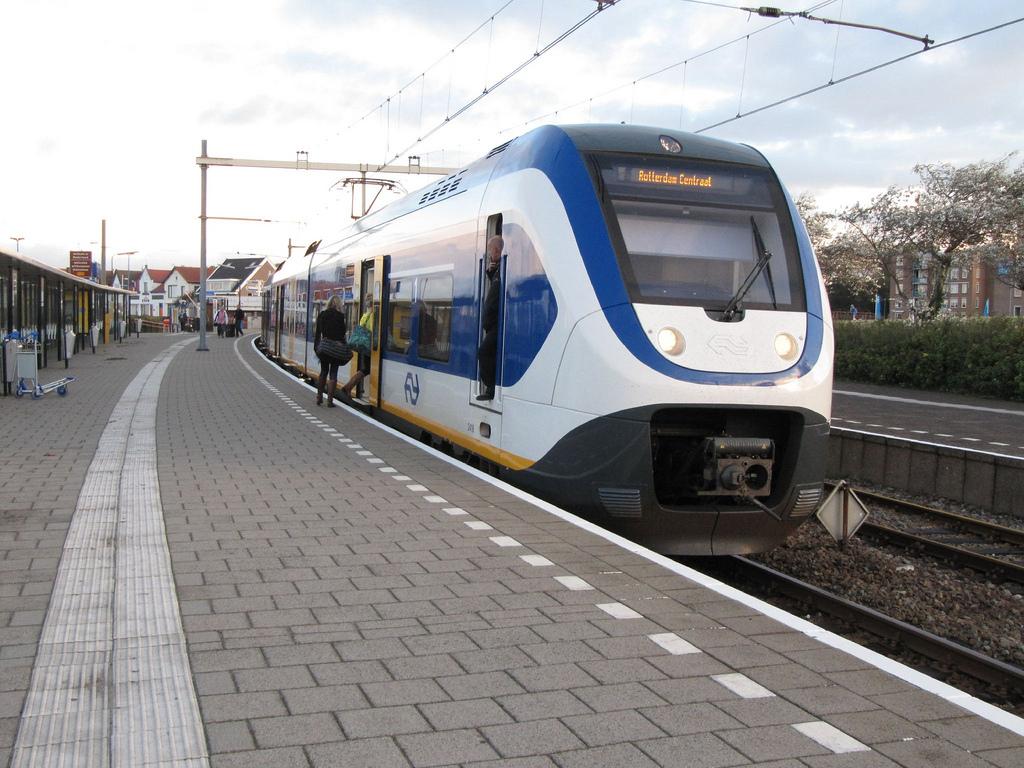 Según el estudio de la Unión Europea, Países Bajos es el estado miembro con mejor red de transporte. Foto: Kevin Boyd.