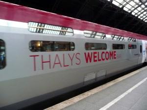 Los trenes Thalys son, quizá los más sensibles a sufrir ataques o a transportar terroristas, por los que son los primeros que adoptarán más medidas de seguridad y control de viajeros. Foto: Fishy_.