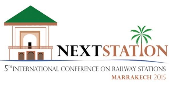 Cartel oficial de NextStation 2015. Foto: Gobierno de Marruecos.