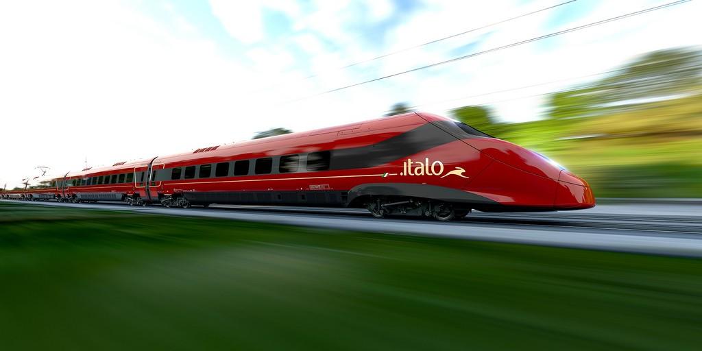 Alstom ha fabricado toda la flota de NTV. Foto: © Alstom.