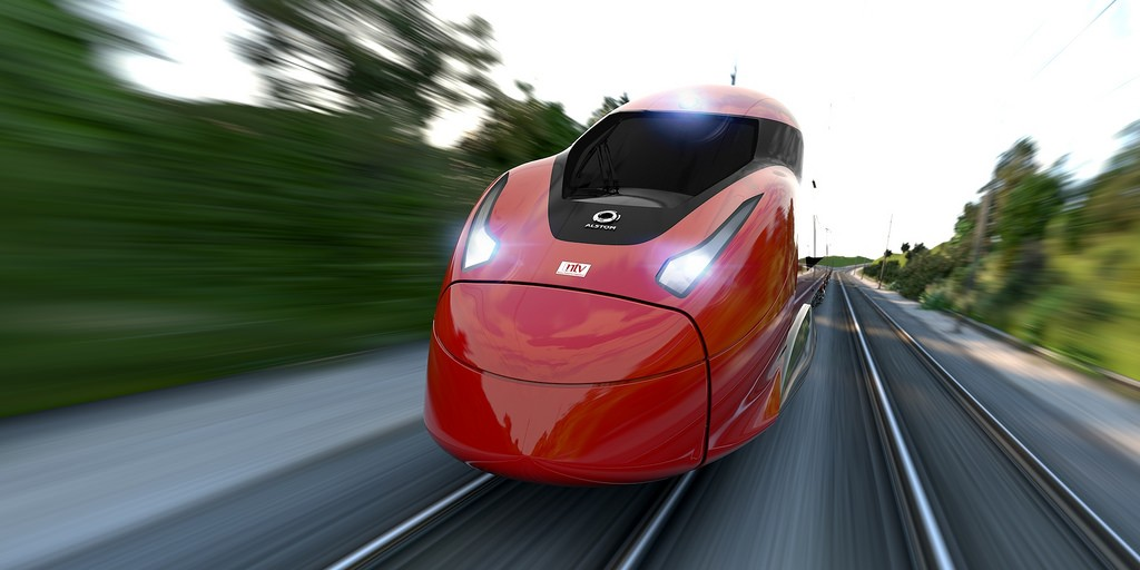El Pendolino de Alstom se renueva para seguir siendo un referente en el sector. Foto: © Alstom.