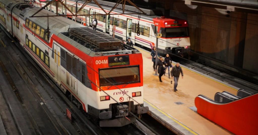 El personal ferroviario, el gran olvidado del 11-M. Foto: Andrés Gómez.