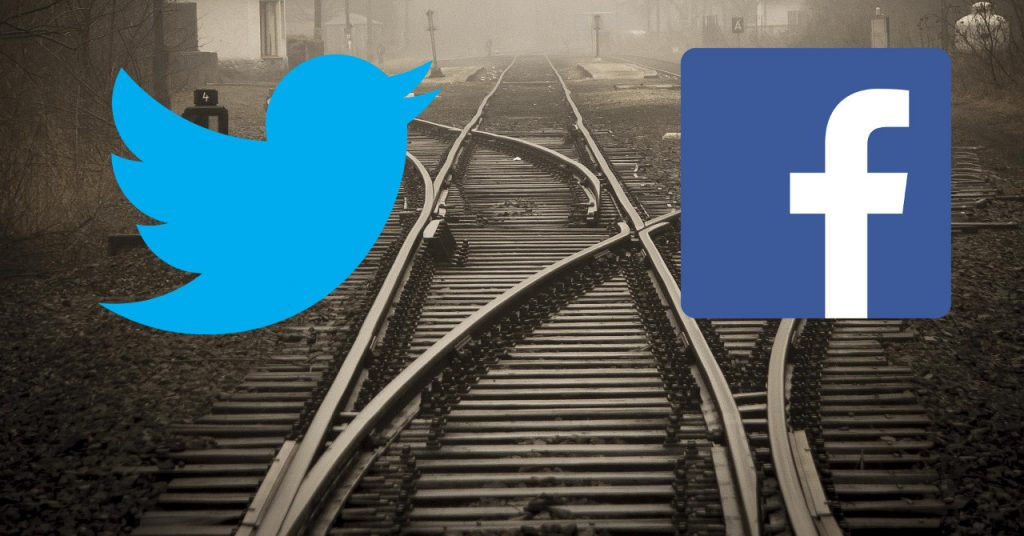 Trenvista regresa a las redes sociales Twitter y Facebook