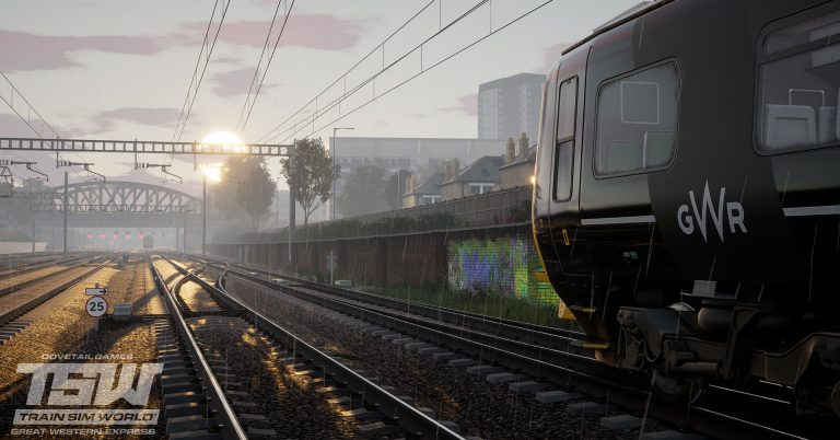Imagen de Train Sim World difundida por Dovetail Games.