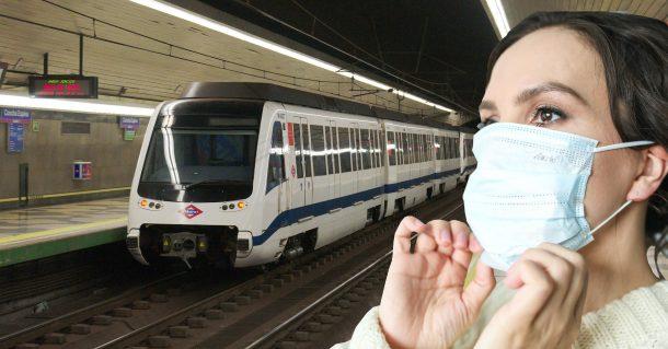 Será obligatorio usar mascarillas en el transporte público desde el 4 de mayo