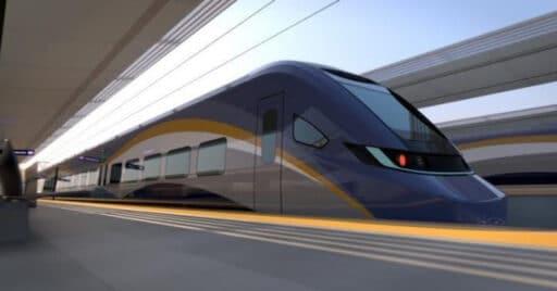 Nuevo tren Santiago-Chillán fabricado por CRRC